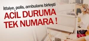 أرقام خدمات الطوارىء اسطنبول