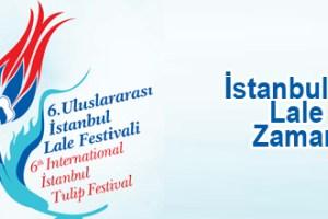 شعار مهرجان الزهور في اسطنبول