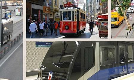 المواصلات في اسطنبول (1) المواصلات البرية