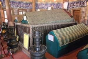قبر السلطان سليمان