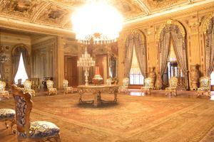 صالات القصر