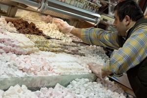 الحلويات التركية (الراحة)