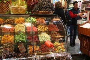 بعض الحلويات التركية