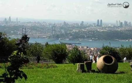 تل العرائس تشامليجا في اسطنبول