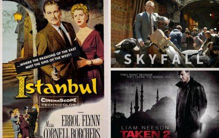 أفضل 10 أفلام تم تصويرها في اسطنبول