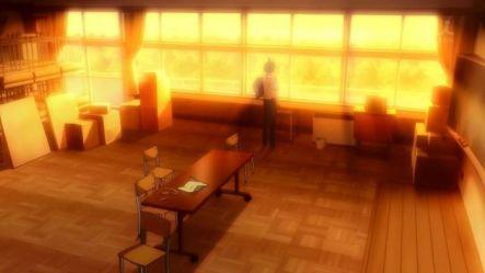 Hikigaya Hachiman (比企谷 八幡) is wondering there's a wall between Yukinoshita Yukino (雪ノ下 雪乃) and them. (Yahari Ore no Seishun Love Comedy wa Machigatteiru. Yahari Ore no Seishun Love Come wa Machigatteiru. Yahari Ore no Seishun Rabukome wa Machigatte Iru. Oregairu My Youth Romantic Comedy Is Wrong, as I Expected. My Teen Romantic Comedy SNAFU やはり俺の青春ラブコメはまちがっている。 俺ガイル 果然我的青春戀愛喜劇搞錯了。 Ep 6)