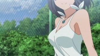 "Yukinoshita Haruno (雪ノ下 陽乃) tells Yukinoshita Yukino (雪ノ下 雪乃) that ""mom"" is waiting for them. (Yahari Ore no Seishun Love Comedy wa Machigatteiru. Yahari Ore no Seishun Love Come wa Machigatteiru. Yahari Ore no Seishun Rabukome wa Machigatte Iru. Oregairu My Youth Romantic Comedy Is Wrong, as I Expected. My Teen Romantic Comedy SNAFU やはり俺の青春ラブコメはまちがっている。 俺ガイル 果然我的青春戀愛喜劇搞錯了。 anime ep 8)"