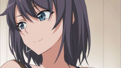 Yukinoshita Haruno (雪ノ下 陽乃) is the reason why her little sister, Yukinoshita Yukino (雪ノ下 雪乃) ended up here. (Yahari Ore no Seishun Love Comedy wa Machigatteiru. Yahari Ore no Seishun Love Come wa Machigatteiru. Yahari Ore no Seishun Rabukome wa Machigatte Iru. Oregairu My Youth Romantic Comedy Is Wrong, as I Expected. My Teen Romantic Comedy SNAFU やはり俺の青春ラブコメはまちがっている。 俺ガイル 果然我的青春戀愛喜劇搞錯了。 anime ep 10)