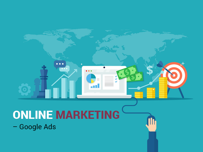 Online Marketing Google Ads