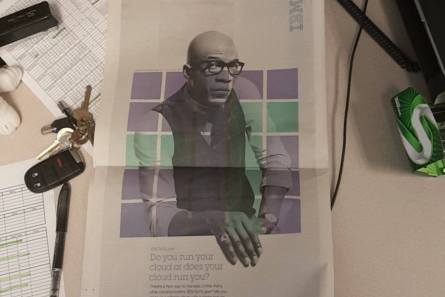 Yah Supreme Wall Street Journal Full Page Ad