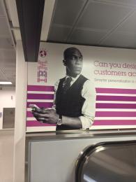 Yah Supreme Boston Logan International Airport Billboard