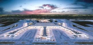 İstanbul Havalimanı Kapak