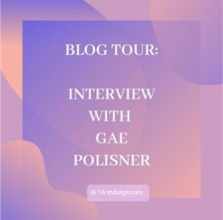 Blog Tour Interview With Gae Polisner Blog Graphic