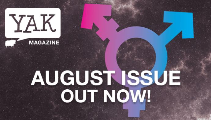 Yak Magazine August 2014 issue