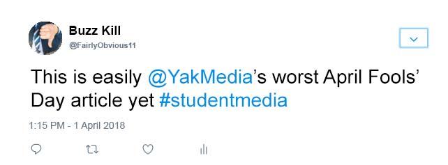 Fake tweet 4