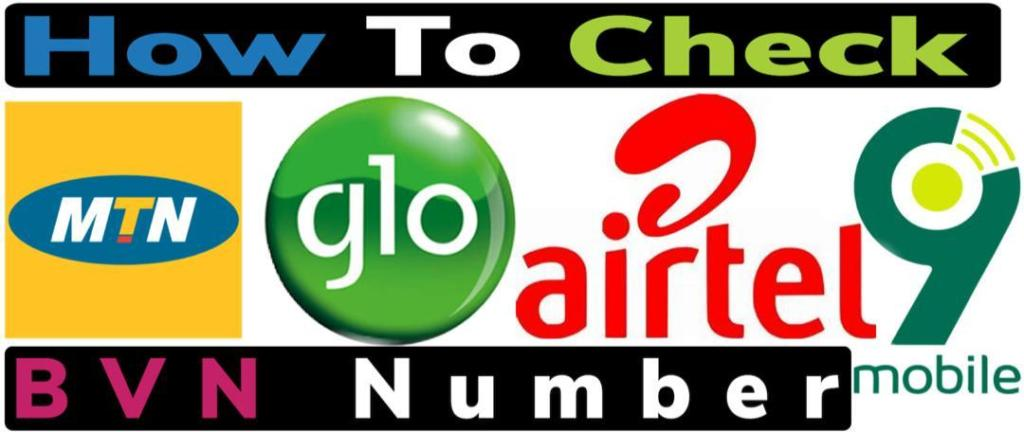 How to check bvn number: MTN GLO AIRTEL & 9Mobile