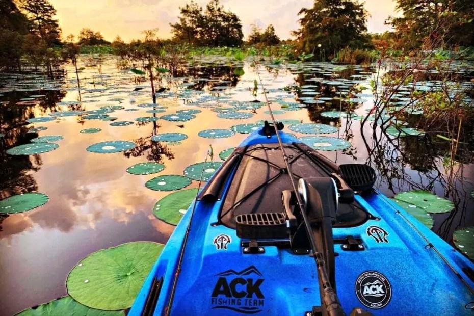 Pedal Kayak by Austin Kayak