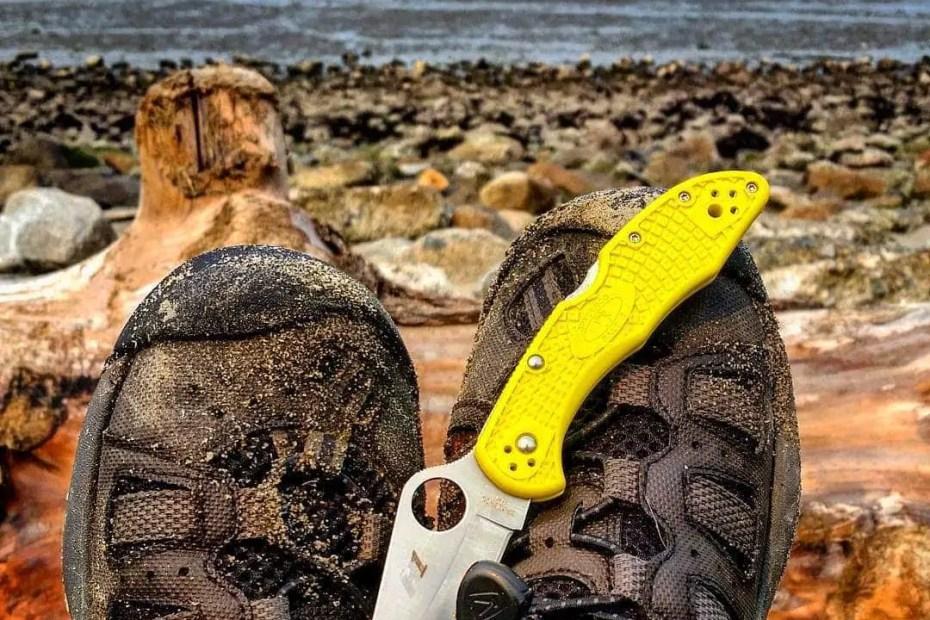 Kayak Knife by Realbushmonkeyedc