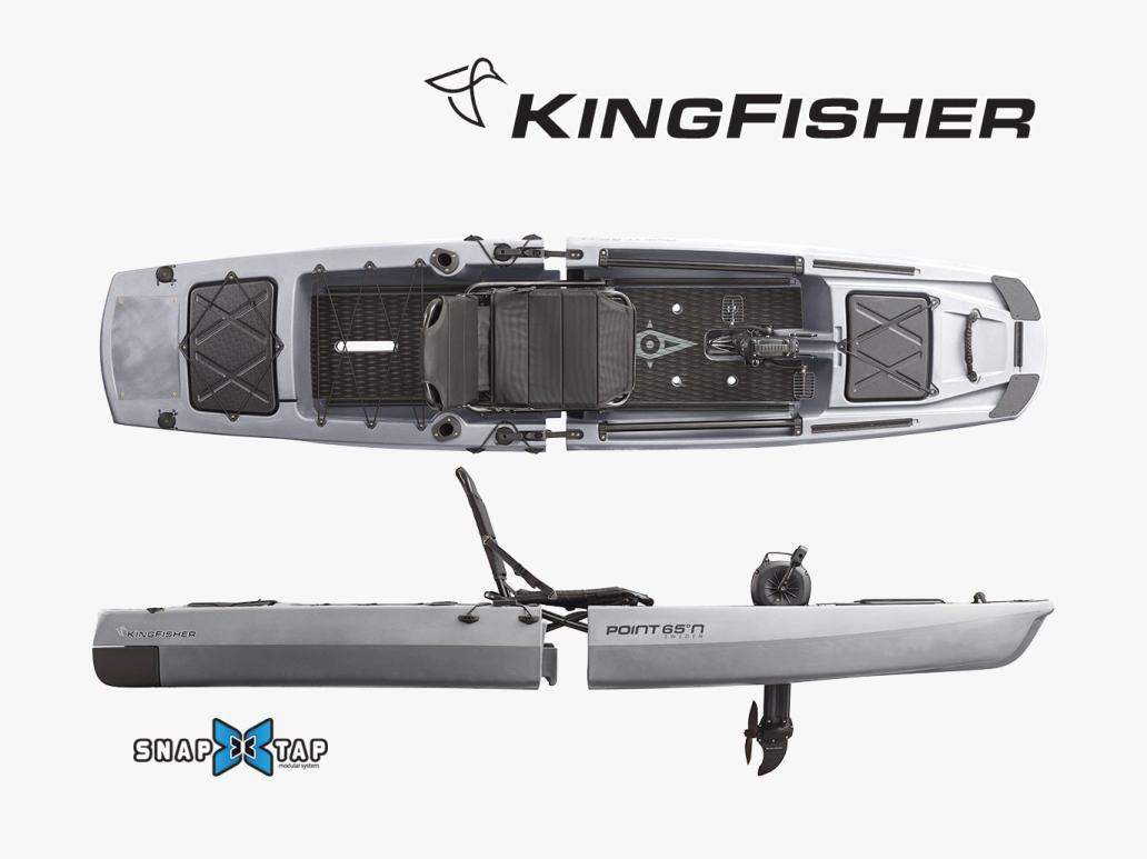 Foreign Kayak Point 65 Kingfisher