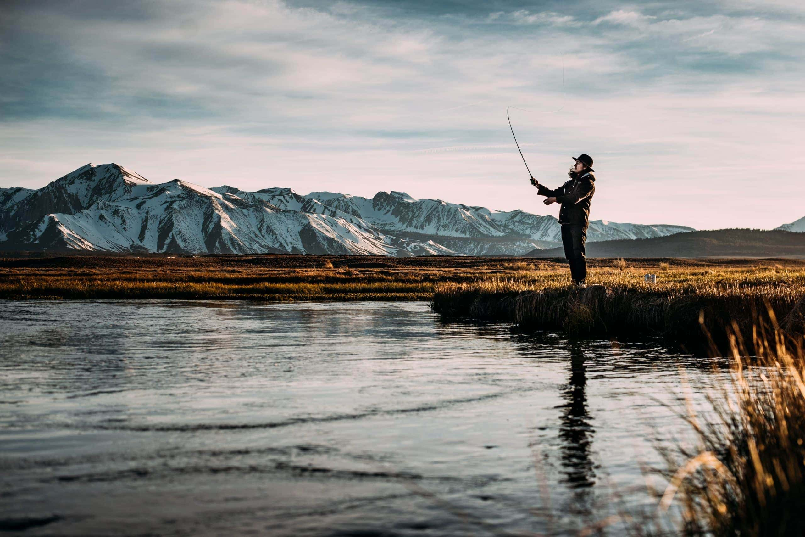Fly Fishing Kayaks Zen And The Art Of Flying A Yak Yak Logic