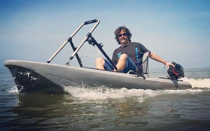Motorized Kayaks