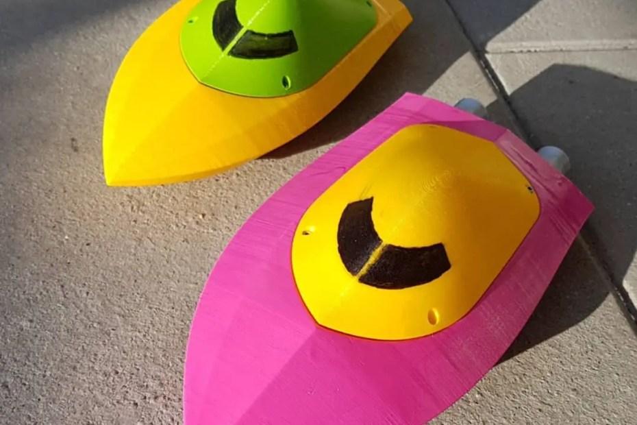 3D Jet Boats