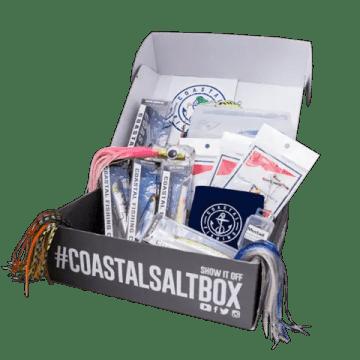 Coastal Fishing Saltbox