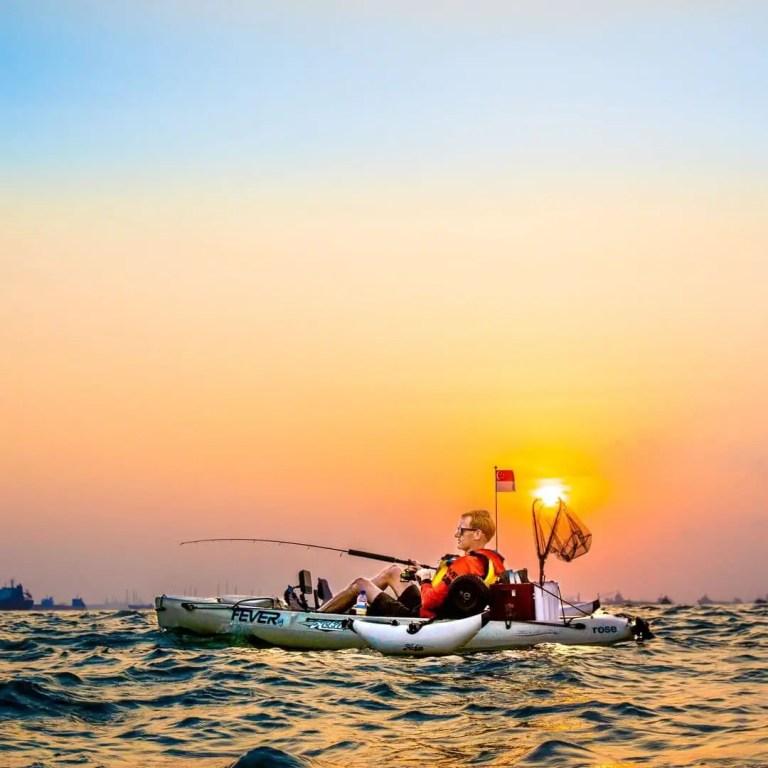 Fever SG Kayak Fishing