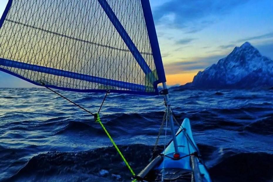 Sailing In Lofoten
