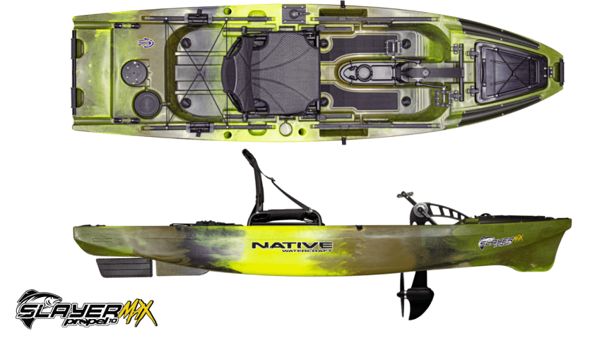 Native Slayer Max 10 Promo