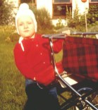 Bei Oma im Garten