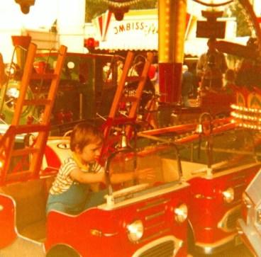 Auf dem Karusell