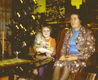 Weihnachten mit Oma Roberty