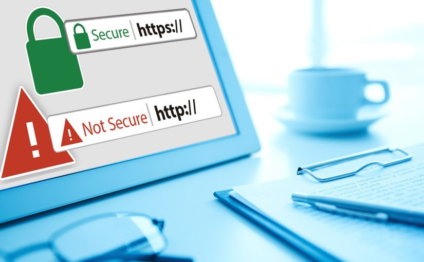 "Don't Get Flagged by Google for Having A ""Not-Secure"" Website"