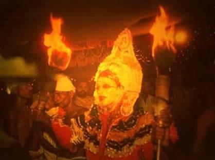 Bhuta Kola – Bhutaradhane (Bhuta Worship)