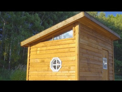 DIY | Making my first hut [Completed] | create my dream place Extra # 3