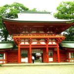 大宮氷川神社の初詣2019。混雑状況と空いてる時間帯は?
