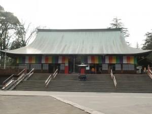 関東の厄除け神社。お参りで良い「気」を呼び込みたーい!
