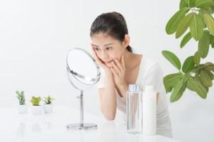乾燥肌に効く食事療法は?食べ物、食生活で肌荒れ改善する方法