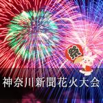 神奈川新聞花火大会2018。穴場と見どころ。場所取りのコツは?