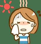 日射病と熱中症と熱射病の症状の違いとは?応急処置と治療対策