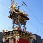 高山祭り2017秋。八幡祭の日程と混雑状況。駐車場と渋滞まとめ
