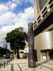 東京ミッドタウンの周辺レストランでランチおすすめとデートプランを紹介します。