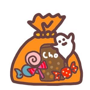 ハロウィンのお菓子を子供への配り方は?言葉はなんと言えばいいの?