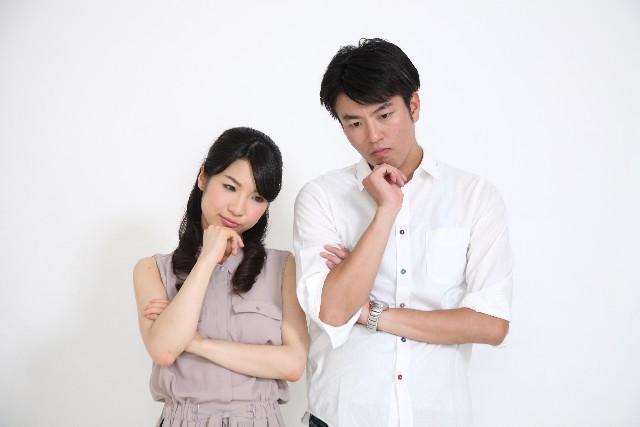 「迷っているカップル」の画像検索結果