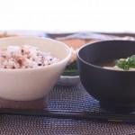 ご飯と味噌汁の正しい配置って?食膳の配置の様々な理由とは?