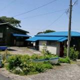 屋久島の平内海中温泉近くにあるランチスポット『海鮮茶屋』