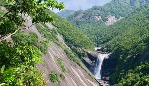 屋久島でドライブするならおすすめ【4つの滝と海を巡るルート】安房からなら半日でOK!