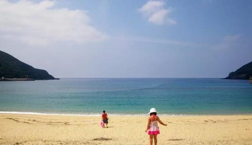 『一湊海水浴場』と『シュノーケルポイント』へのアクセスとご紹介!