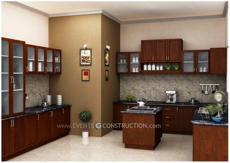 Kitchen Interior Design Ideas Kerala Style